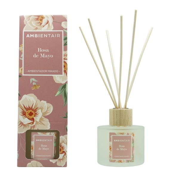 Диффузор ароматический «Майская роза» floral 100 мл