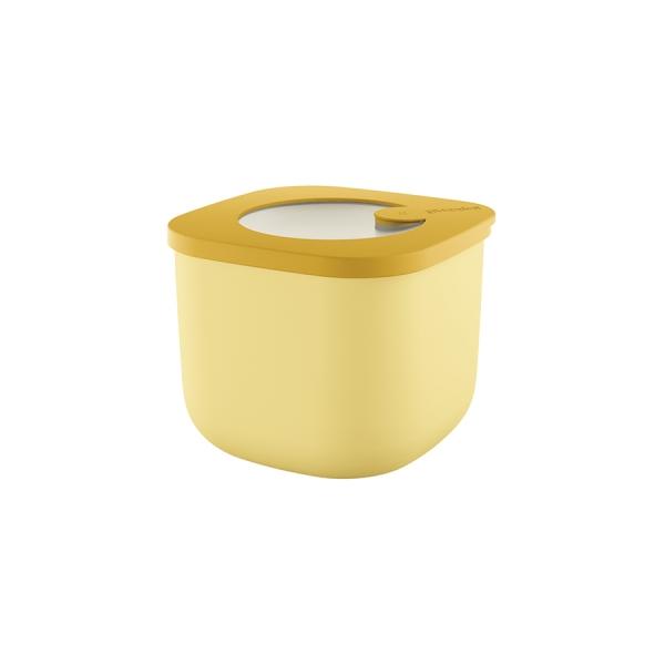 Контейнер для хранения store&more 750 мл жёлтый