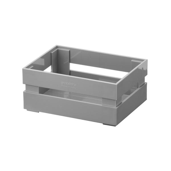 Ящик для хранения tidy & store s серый