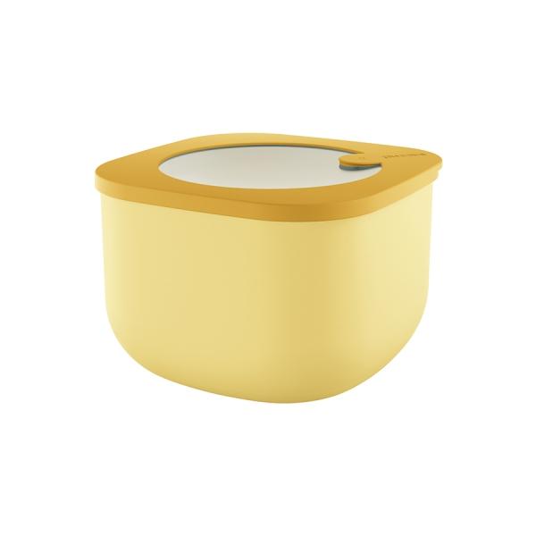Контейнер для хранения store&more 1,55 л жёлтый