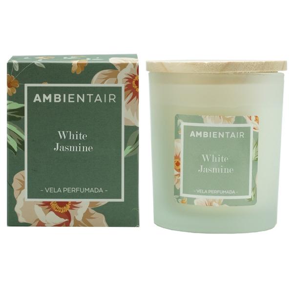 Свеча ароматическая «Средиземноморский сад» floral 30 ч