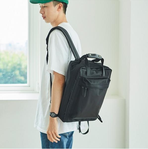 Рюкзак OVERNIGHT BACKPACK ITHINKSO BASIC черный