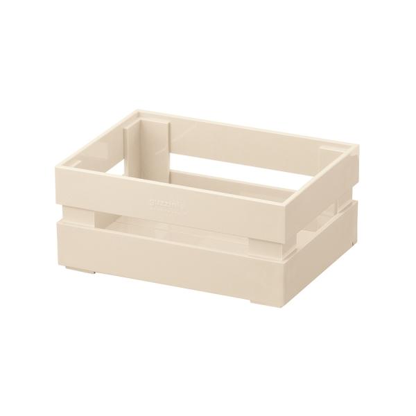 Ящик для хранения tidy & store s бежевый