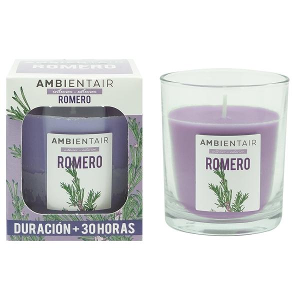 Свеча ароматическая «Розмарин» garden 30 ч
