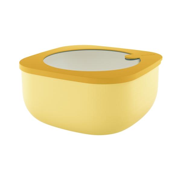 Контейнер для хранения store&more 1,9 л жёлтый
