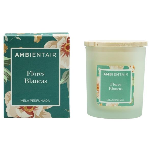 Свеча ароматическая «Белые цветы» floral 30 ч