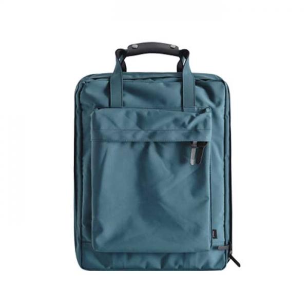 Рюкзак OVERNIGHT BACKPACK ITHINKSO сине-зеленый