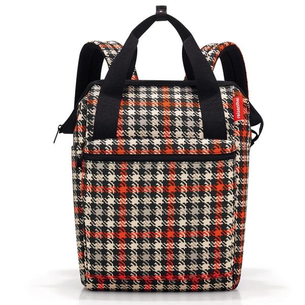 Рюкзак allrounder r glencheck red