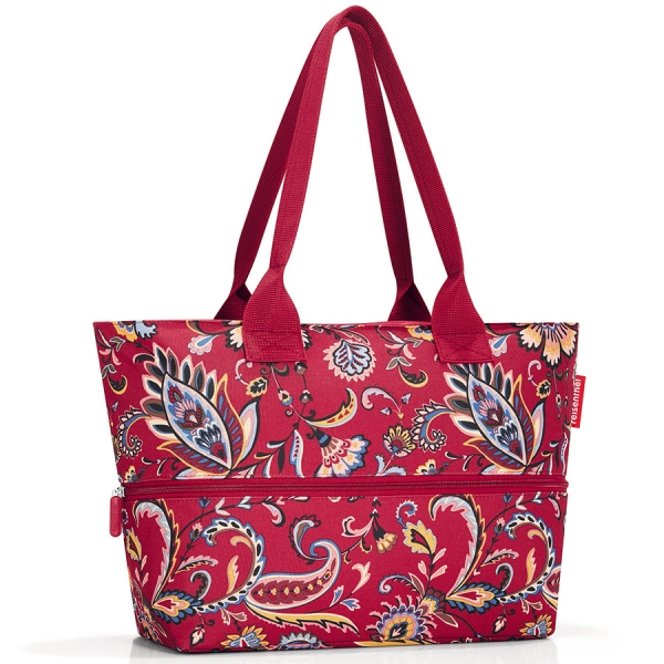 Сумка shopper e1 paisley ruby