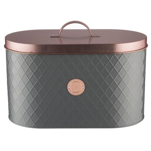 Хлебница copper lid
