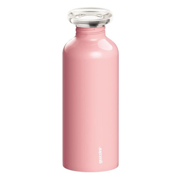 Бутылка on the go 650 мл розовая
