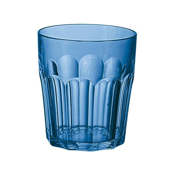 Стакан happy hour 250 мл синий