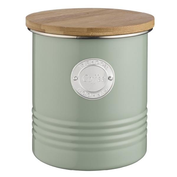 Емкость для хранения кофе living зеленая 1 л