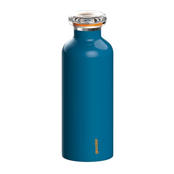 Термобутылка on the go 500 мл голубая