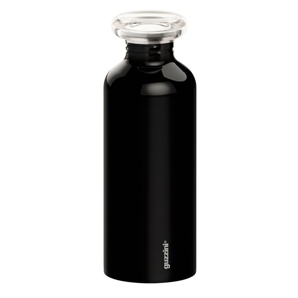 Бутылка on the go 650 мл чёрная