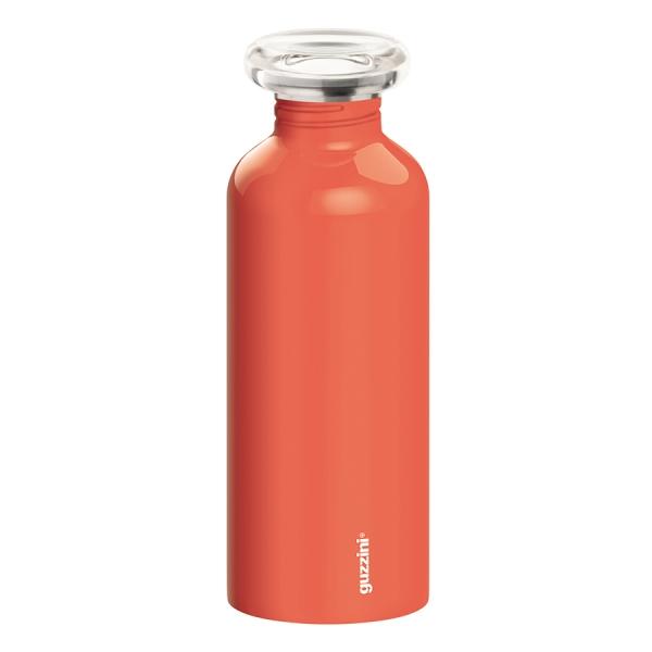 Бутылка on the go 650 мл оранжевая