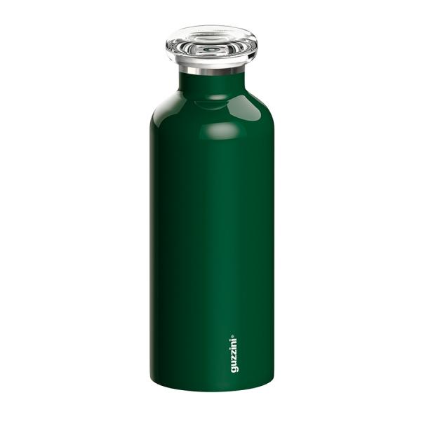 Термобутылка on the go 500 мл зелёная