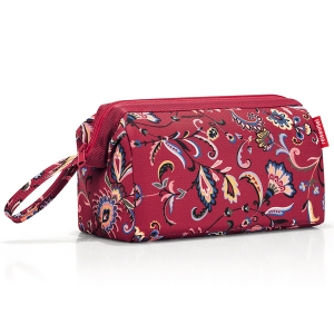 Косметичка travelcosmetic paisley ruby