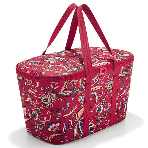 Термосумка coolerbag paisley ruby