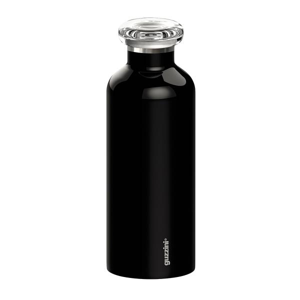 Термобутылка on the go 500 мл чёрная
