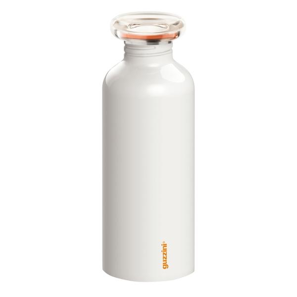 Бутылка on the go 650 мл белая