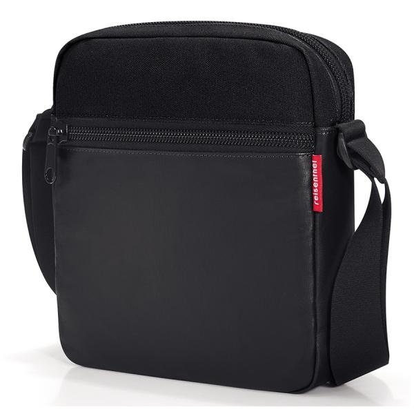 Сумка crossbag canvas black