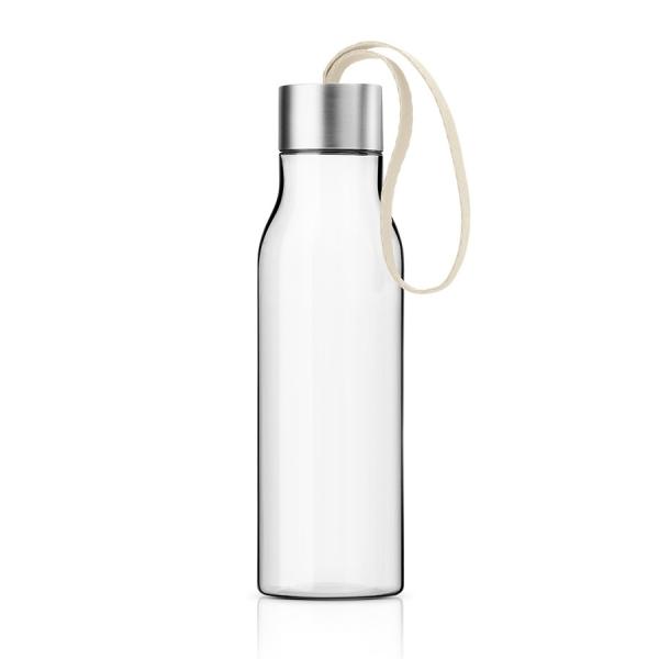 Бутылка 500 мл бежевая