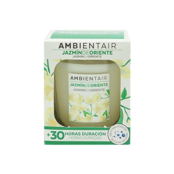 Свеча ароматическая «Белый жасмин» 30 ч