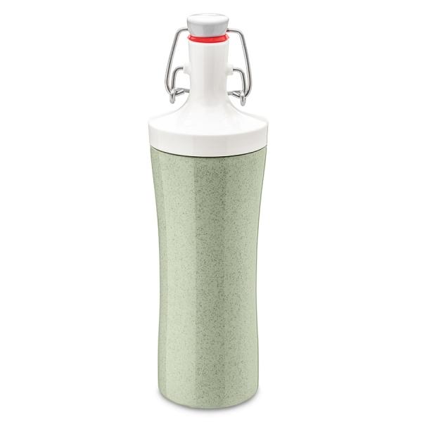 Бутылка для воды plopp to go organic 425 мл зеленая