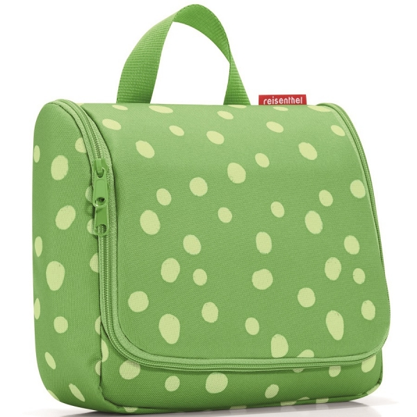 Сумка-органайзер toiletbag spots green
