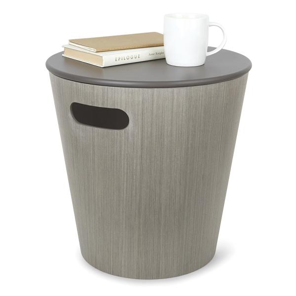 Табурет woodrow серый