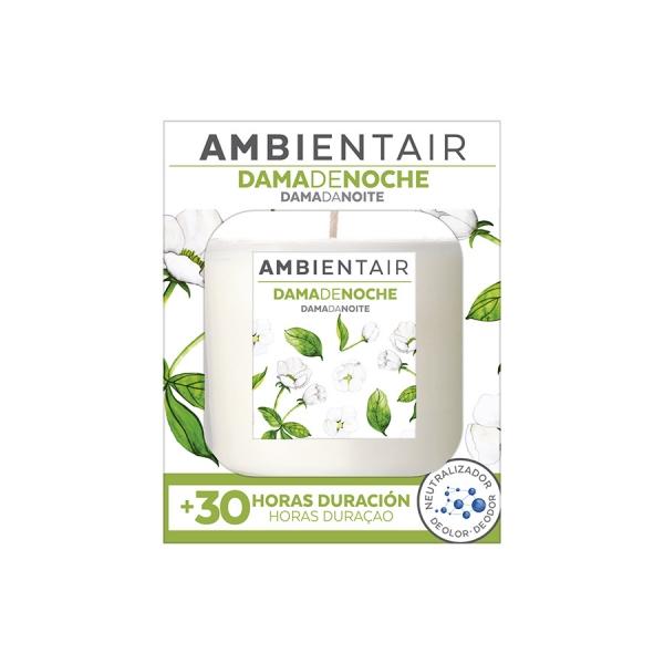 Свеча ароматическая «Весенний жасмин» 30 ч