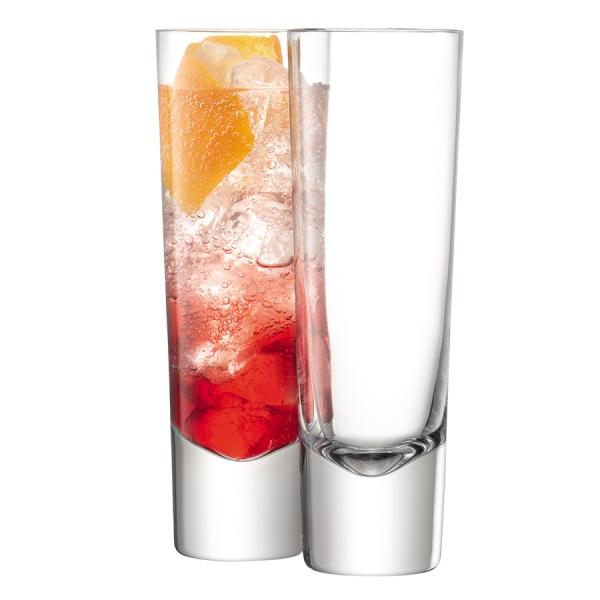 Набор из 2 высоких стаканов для коктейлей bar 310 мл