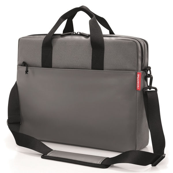 Сумка для ноутбука workbag canvas grey