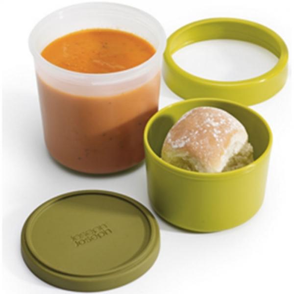 Ланч-бокс для супа компактный GoEat™ зелёный Joseph Joseph