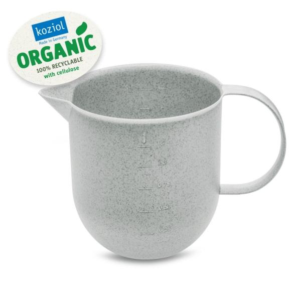 Кувшин palsby organic 1,2 л серый
