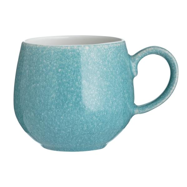 Чашка reactive 350 мл голубая
