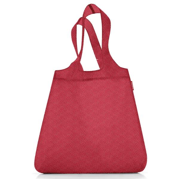 Сумка складная mini maxi shopper коллекция 24 spring красная