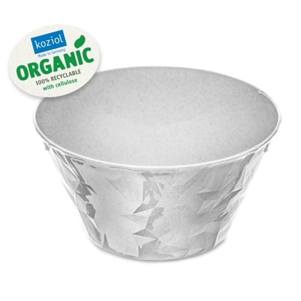 Салатница club bowl s organic 700 мл серая