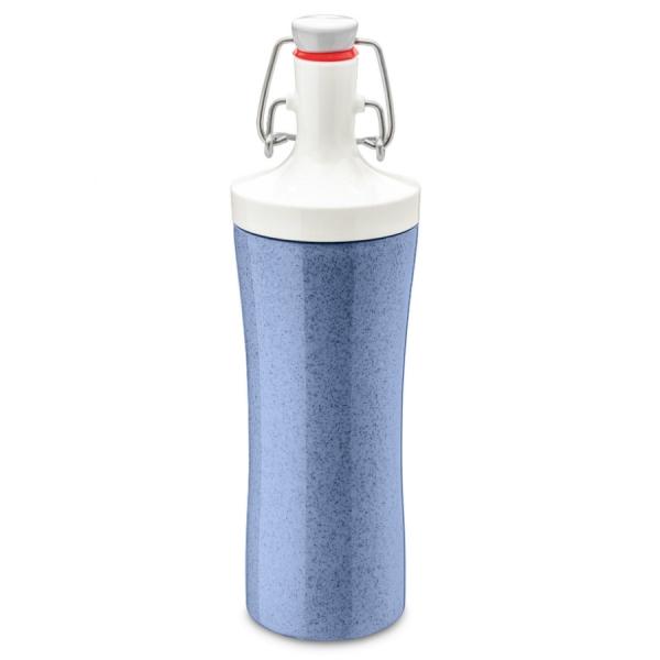 Бутылка для воды plopp to go organic 425 мл синяя