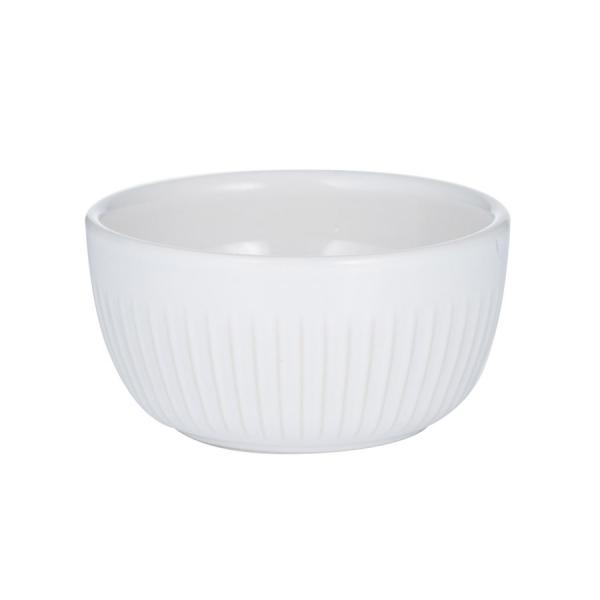 Формочка для запекания linear 10 см белая