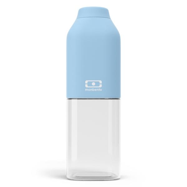 Бутылка mb positive 0,5 л bleu crystal
