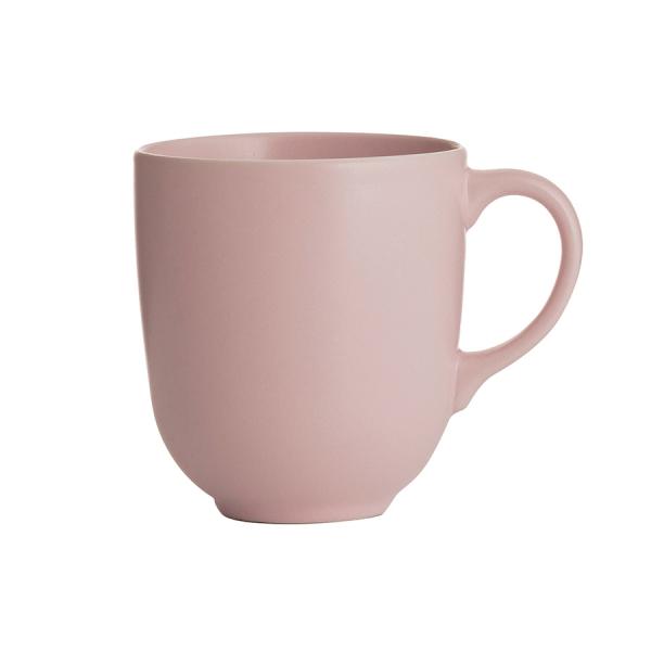 Чашка classic 400 мл розовая