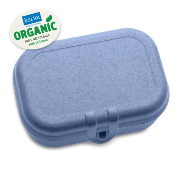 Ланч-бокс pascal s organic синий