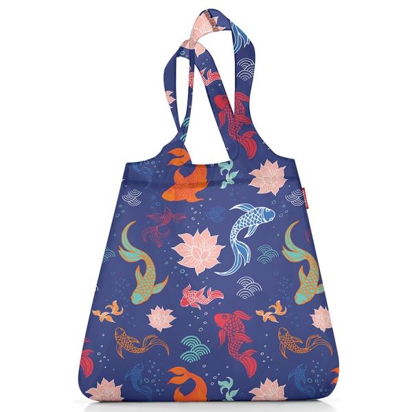 Сумка складная mini maxi shopper коллекция 24 spring синяя