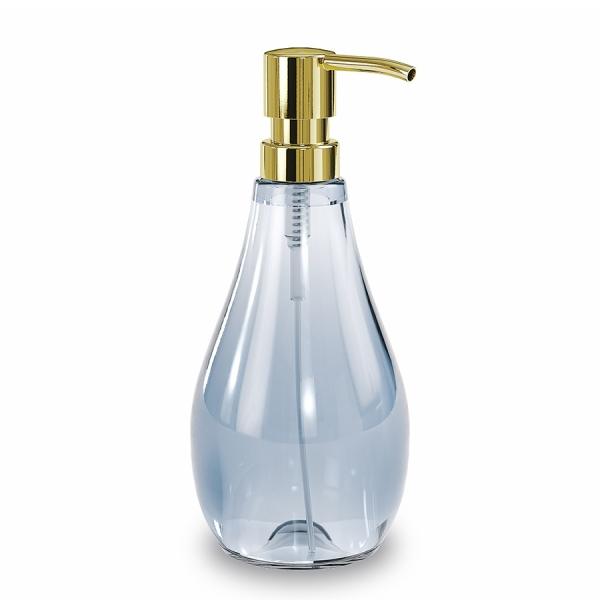 Диспенсер для мыла droplet синий