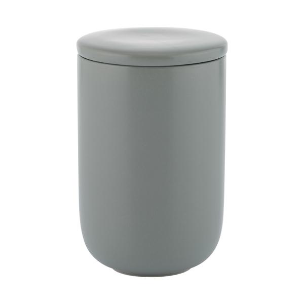 Емкость для хранения classic серая 15х10 см