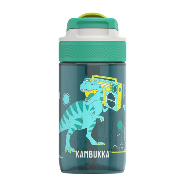 Бутылка для воды lagoon 400 мл urban dino