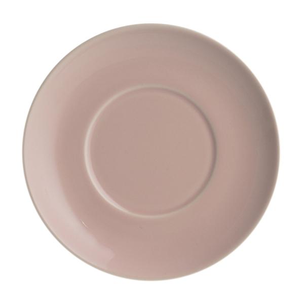 Блюдце cafe concept d 14 см розовое