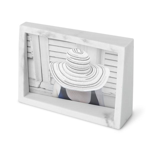 Рамка для фотографий edge 10х15 мрамор